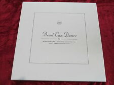 Dead Can Dance 2 - 4 LP boxeo (Remastered 180g vinilo)
