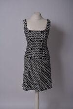 Kleid Trägerkleid von Anne Klein New York, Gr. S M / 36 38, neu