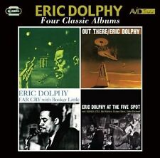 Four Classic Albums (Outward Bound / Out There / Far Cry / Eric Dolphy At The Fi