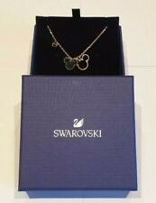 SWAROVSKI Crystal Mickey Mouse Rose Gold Plated Necklace 5429081
