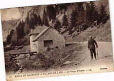 CPA   Route de Sassenage a Villard-de-Lans -Les Gorges d'Engins   (241693)