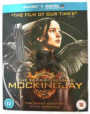 New The Hunger games: Mockingjay Part 1 Blue-ray Region B