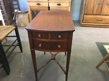 2 Drawer Mahogany Vintage Nightstands End Tables Grand Rapids