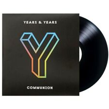 Years & Years – Communion Exclusive Limited Edition Black Vinyl 2LP Alt Cover