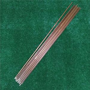 12Pcs Super Bamboo Arrow Shafts Half Nock Recurve Bow Traditional Hunting