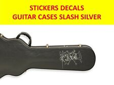 GNR SILVER STICKER GUITAR CASES VISIT OUR STORE WITH MANY MORE MODELS