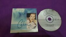 Celine Dion because you loved me if you asked me to 1996  card sleeve cd usato