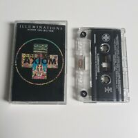 ILLUMINATIONS AXIOM COLLECTION CASSETTE TAPE MATERIAL BILL LASWELL ISLAND 1991