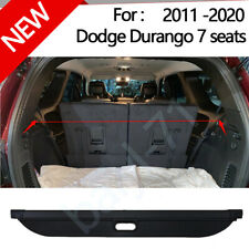 Rear Trunk Luggage Shade Security Cargo Cover Blind for 2011-2020 Dodge Durango