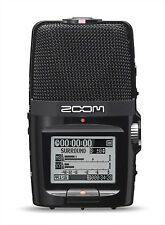 New Zoom H2n Handheld Digital SD Card Recorder Auth Dealer Warranty Best Offer!
