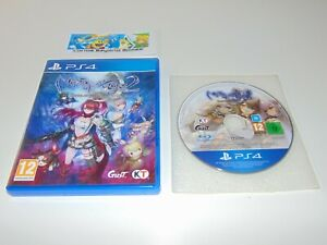 Nights of Azure 2 Bride of the New Moon   PlayStation 4 PS4   PAL   Complete