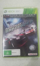 Ridge Racer Unbounded Limited Edition XBOX 360 Brand New and Sealed PAL Version