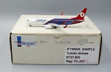 Turkish Airlines B737-800 Scale 1:200 Reg: TC-JGY White Box only!!!!!