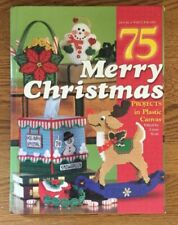 75 Merry Christmas Projects in Plastic Canvas by Scott, Laura