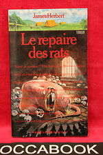 Le Repaire des rats - James Herbert
