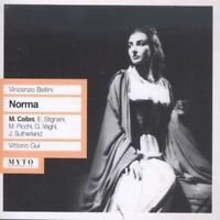 V. Bellini - Vincenzo Bellini: Norma [New CD]