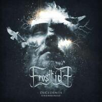 FROSTTIDE - DECEDENTS-ENSHRINED  2 CD NEU