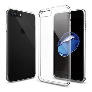 Spigen®For Apple iPhone 7 / 7 Plus [Liquid Crystal] Ultra Thin Clear TPU Case
