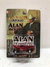 RACING CHAMPIONS HOT COUNTRY STEEL ALAN JACKSON 1940 FORD PICKUP 1/25000