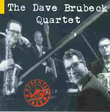Dave Brubeck - The Dave Brubeck Quartet (Essential Jazz) (Audio CD) NEW