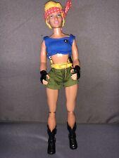 Natalie Poole - Figurine Action Man - Hasbro 1996
