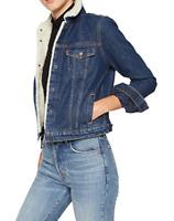 Levis Sherpa Womens Trucker Jacket Look Of Love 0013 XS S M L XL