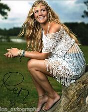 "Rachel Brathen REAL hand SIGNED 8x10"" Photo w/ COA You Tube Yoga Girl Star C"