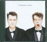Pet Shop Boys - Actually Cd Perfetto