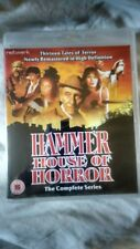 HAMMER HOUSE OF HORROR COMPLETE SERIES  BLU-RAY  NEW & SEALED