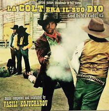V.KOJUCHAROV - GOD IS MY COLT 45 - Spaghetti Western Soundtrack CD