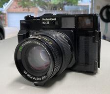 Fujifilm GW690 Medium Format Film Camera W/ Fujinon 90mm 3.5 Lens Tested/Working