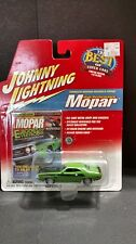 Johnny Lightning 1970 Dodge Challenger T/A 340 Green Mopar  1:64 Diecast