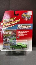 Johnny Lightning 1970 Dodge Challenger T/A 340 Green Mopar  1:64 Diecast