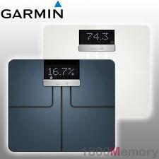 GENUINE Garmin Index Smart Digital Scale Wireless Wi-Fi ANT Bathroom Weight BMI