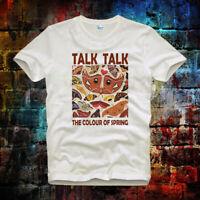 Talk Talk The Colour Of Spring Synthpop Retro Music Unisex & Ladies T Shirt 388b