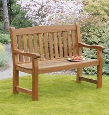 Balmoral Hardwood 2 Seat Bench In Nyatta Hardwood Garden Furniture Free Delivery