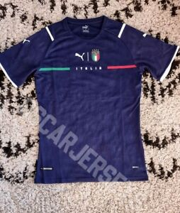 Maillot Jersey équipe de Italie domicile national 2021 Puma Drycell Player Home