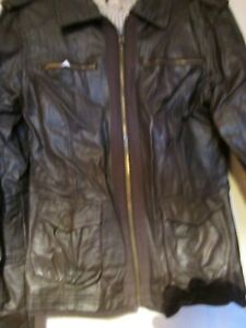 bomber jacket Property Of Soul Cal Deluxe California ladies size 14 SoulCal top