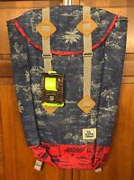 Dakine Trek 26L Backpack Tradewinds Hawaii Tropical Print $65 MSRP