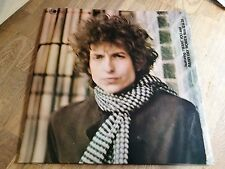 Bob Dylan 2x LP Blonde on blonde UK CBS Press LOVELY COPY