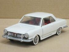 IKA Torino 380 W Coupé in weiß, Buby Argentina, ohne OVP, 1:43