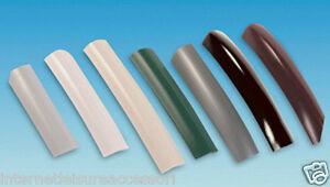 Motorhome & Caravan Rail PVC Infill Finishing Trim Strip (12mm Molding)