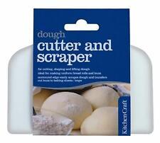Dough Cutter & Scraper for cutting, shaping & lifting dough