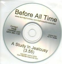 (493H) Before All Time, A Study in Jealousy - DJ CD