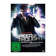 The Speed of Thought ( Sci-Fi-Thriller 2DVDs ) mit Nick Stahl, Mía Maestro NEU