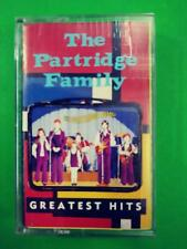 THE PARTRIDGE FAMILY Greatest Hits AC8604 Cassette Tape