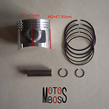 Piston/Piston Ring Set Johnny Pag Spyder 300 Barhog Raptor FX-3 Pro Stree Escort