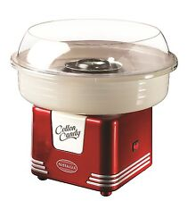 Nostalgia Electrics Retro Series Hard & Sugar Free Candy Cotton Candy Maker New