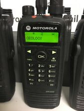 Motorola XPR 6550 Trbo VHF Portable Two-Way Radios AAH55JDH9LA1AN Xpr6550 Xbr