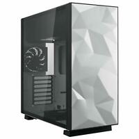 Rosewill ATX Mid Tower Gaming Computer Case with Tempered Glass and Fans Up t...